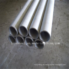 Tubo de acero inoxidable Hastelloy Alloy G-35 Nickel Pipe
