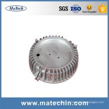 L'aluminium adapté aux besoins du client professionnel a moulé sous pression la compagnie pour l'appareil d'éclairage