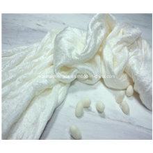 20 fils naturels de soie de fil de la soie 22D 3A / 4A / jetés
