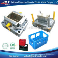 commodity product plastic injection beer crate mould
