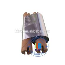 impressão de etiqueta de cuidados de banho compatível compatível lavar fita de impressora zebra preta