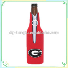 Popular custom neoprene bottle cooler with factory price
