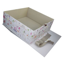 Hot Sale Handgemaakte Mulberry Hardcover Cometic Paper Boxes
