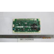 KONE Levante Placa de Display LCD KM51104209G02
