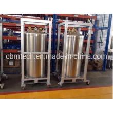 CE/GB Standard Dewar Cryogenic Cylinders of Liquid Nitrogen, Oxygen, CO2 Cylinders