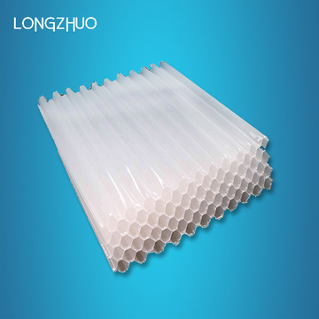 Zeshoekige Honeycomb Packing PP Tube Settler