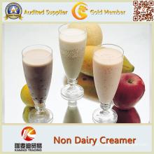 Creamer para el té con leche Pudding