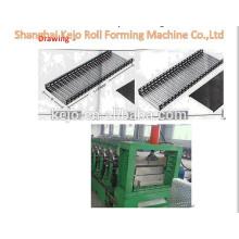 Échelle de câble Roll Formming equiment