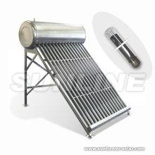 Calentador de agua solar sin presión