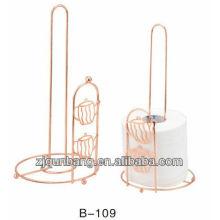 Edelstahl-Toilettenpapiergestell