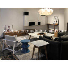 Modern Style Living Room Wooden Furniture (SM-TV07)