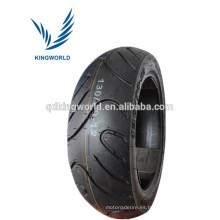 neumático de la motocicleta de moto 130/70-12