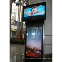 55 Zoll Doppelt Seiten LCD Display