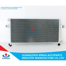 Condensador auto de Nissan de la venta caliente para la recolección D22 de Nissan Todo el aluminio