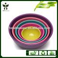 natural salad bowl set eco soup bowl set biodegradable