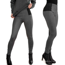 2016 Nova alta cintura stretch leggings, multi cores leggings