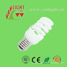 Total espiral serie T2 13W lámpara ahorradora de energía CFL (VLC-FST2-13W)
