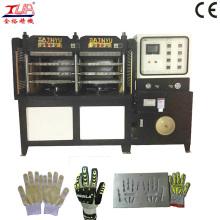 automatische kpu handschoen bovenste gietmachine apparatuur