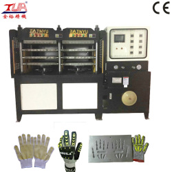 automatic kpu glove upper molding machine equipment