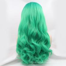 fiesta de encaje sintético largo y peluca delantera de alta calidad y precio razonable