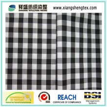 Garn-gefärbtes Baumwoll-Check-Gewebe für Kleidungsstück (60s * 60s)
