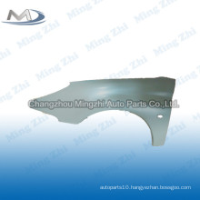 Fender / Mudguard for Peugeot 206