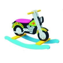 Hot Sale Wooden Rocking Moto Toy for Kids and Children