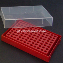 Centrifuge Tube Box para 0.2ml 96wells