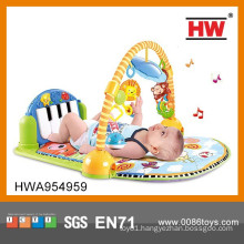 Newest Multi-function Baby Play Piano Mat Wholesale Baby Toy