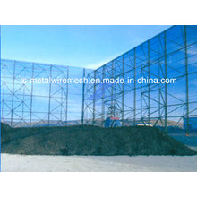 Windproof and Dust Suppression Net for Ports
