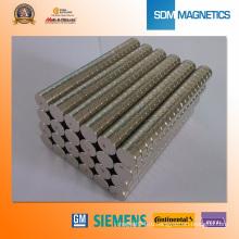 ИСО/ts16949 Аттестованная Неодимия сословия n35 Магнит D5X5mm