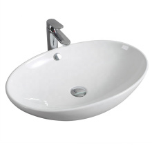 fast sale good design ceramic sink bathroom for hygiene