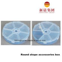 Round Shape 6 Petals Storage Box