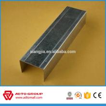 Système de cloison sèche cloison étanche en métal