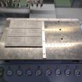 Máquina distribuidora de capa USB de plástico durável
