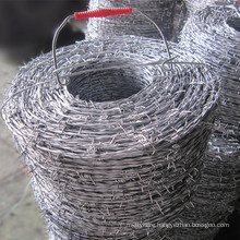 Big discount ! Barbed wire made in China supplier