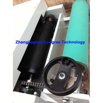 Línea de impresión de tres colores de PVC Edgebanding