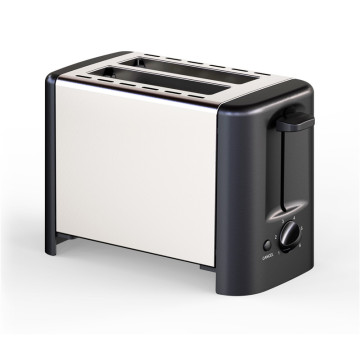 S/S Metal Wall 2  Slice Electric Bread Toaster