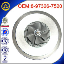 431876-5145 turbocharger cartridge for Isuzu 4HG1 NPR 8-97326-7520 turbocharger