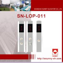 Panel de control del aterrizaje del elevador (SN-LOP-030)