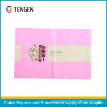 Benutzerdefinierte Logo Printing Plastic Kurier Tasche