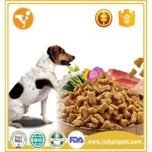 Fácil venta al por mayor fácil masticar y digerir la comida para perros viejos