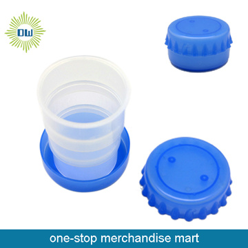 foldable plastic water cup