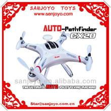 CX-20 AUTO-Pathfinder com GPS Altidude Hold System, Helicóptero RC com GPS