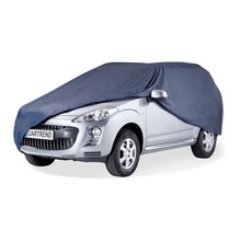 Car Cover 190t Material Polyester SUV Waterproof Sunscreen