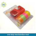 Set di nastri cancelleria 5pcs con dispenser per nastro 1pc
