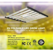 Folding Full Spectrum LED Plant Grow Light