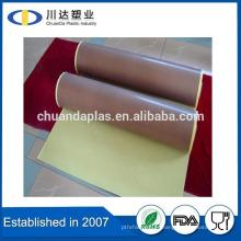 Chine fournisseur Étanchéité en PTFE expanse Ruban isolant en verre Fabricant