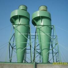 Equipo colector de polvo multiciclón de alta eficiencia
