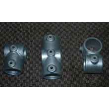 precision casting key clamp fitting used in furniture